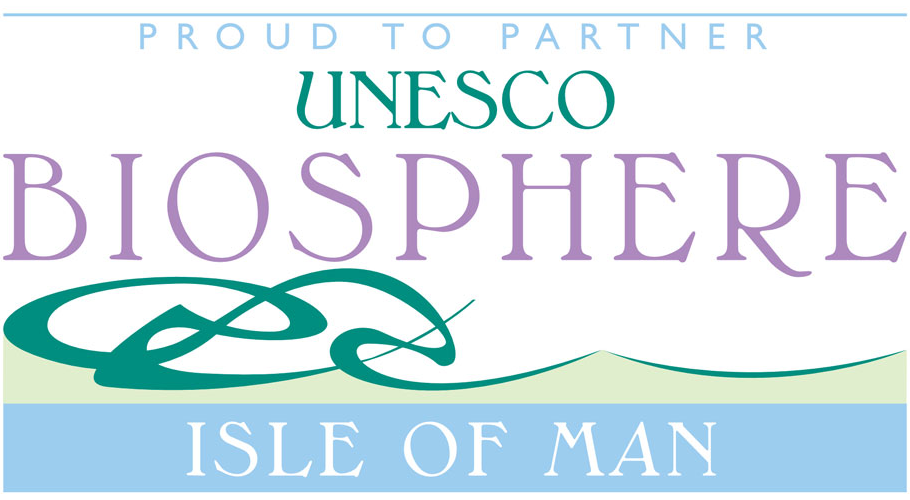 Proud to partner UNESCO Biosphere Isle of Man
